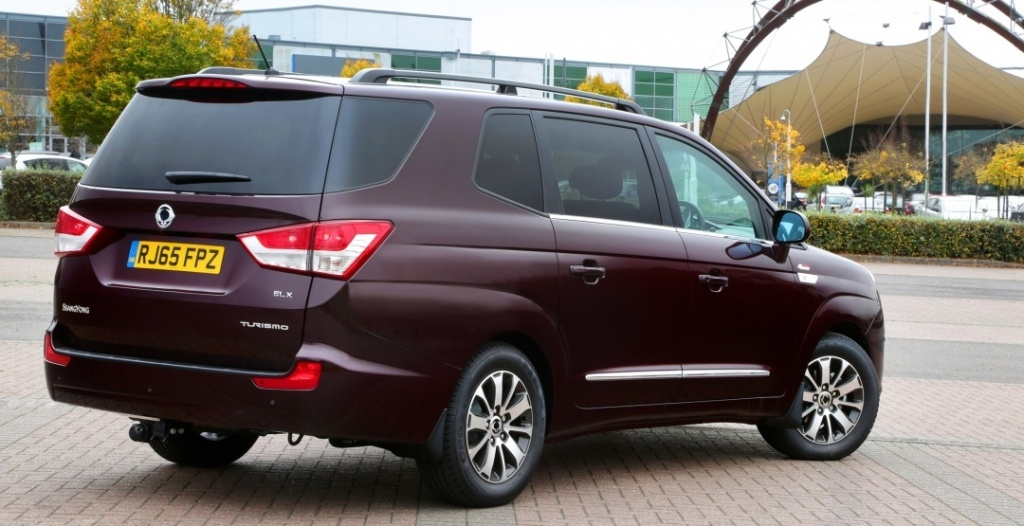 Ssangyong turismo (stavic)